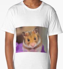 Hamster Long T-Shirt