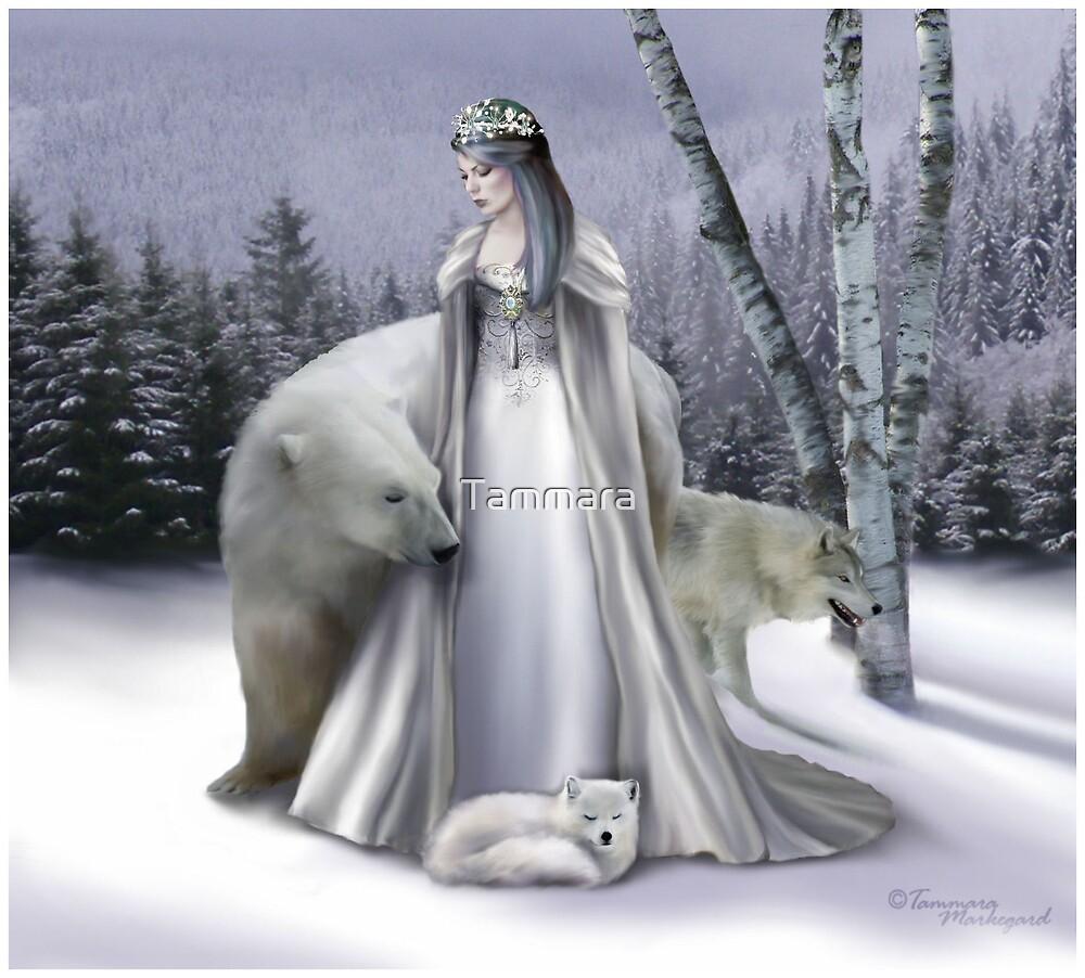 Winter Guardians  by Tammara
