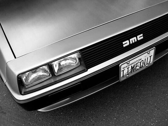 DeLorean by smenzel