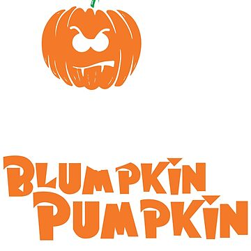 Blumpkin Pumpkin by ItsMyParty