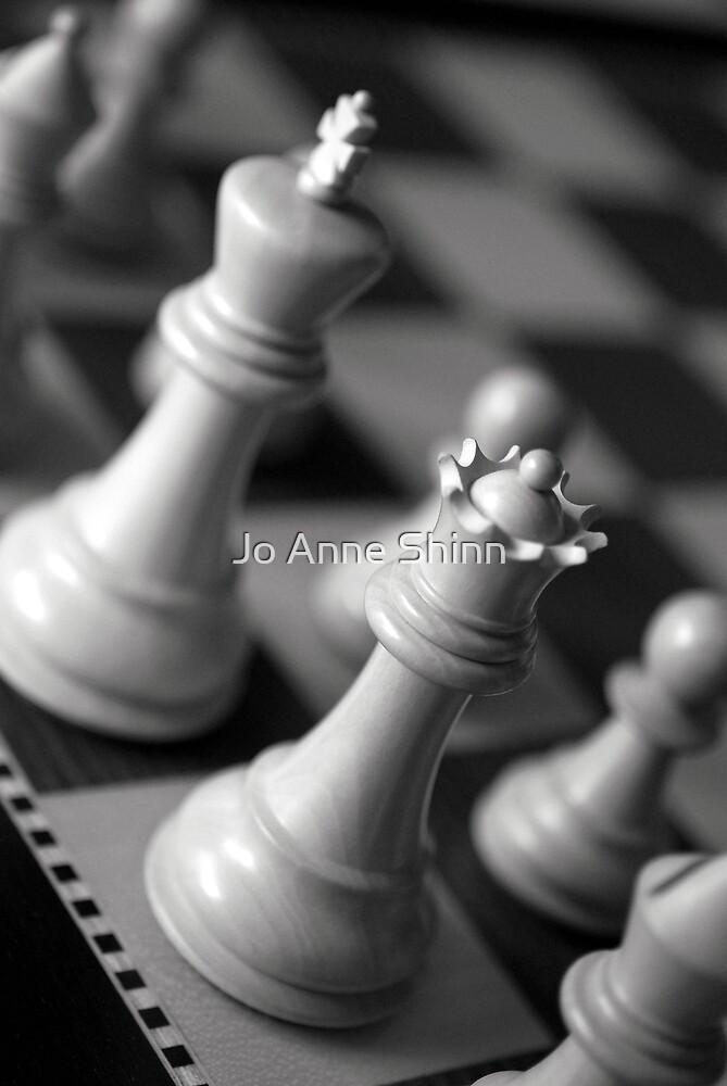 Hail to the Queen! by Jo Anne Shinn