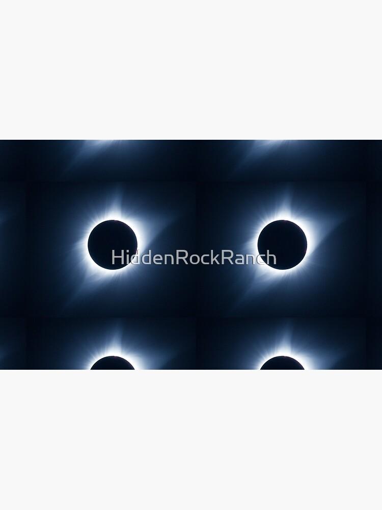 2017 Solar Eclipse - Totality Corona III by HiddenRockRanch