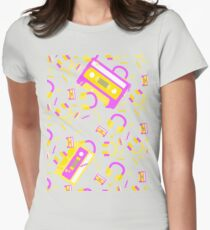 80s 90s Neon Retro Fit Party  T-Shirt