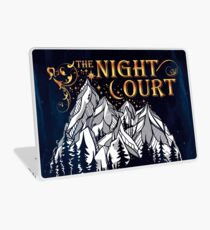 A Court of Wings and Ruin, The Night Court Laptop Skin