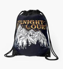A Court of Wings and Ruin, The Night Court Drawstring Bag