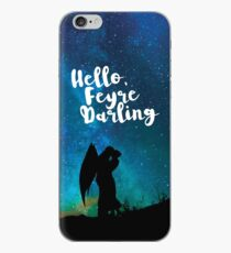 Hello, Feyre Darling - ACOMAF iPhone Case