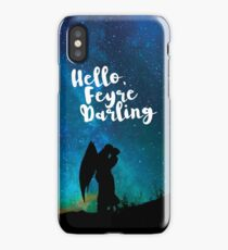 Hello, Feyre Darling - ACOMAF iPhone Case/Skin