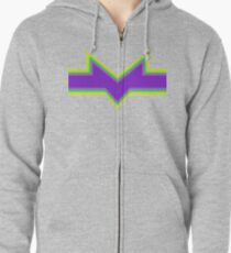 Mischief's Sweatshirt Logo Zipped Hoodie