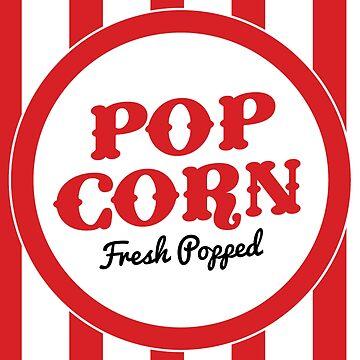 Fresh Popcorn, Old Fashion Style Look by InvidiaGear