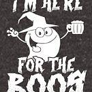 Ich bin hier für die Boos von ItsMyParty