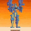Mutant Gangland Signal Poster 1 by noppy