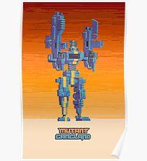 Mutant Gangland Signal Poster 1 Poster