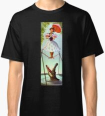 Tight Rope Girl Classic T-Shirt