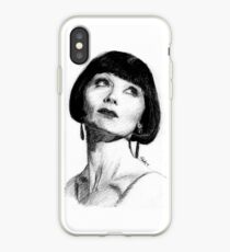 The Honourable Miss Phryne Fisher iPhone Case