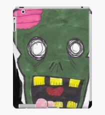 Zombie uuugggh.... iPad Case/Skin