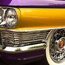 Purple And Gold. by Todd Rollins