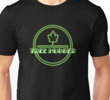 Tree Hugger Neon Unisex T-Shirt