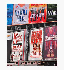 Bright Broadway Photographic Print