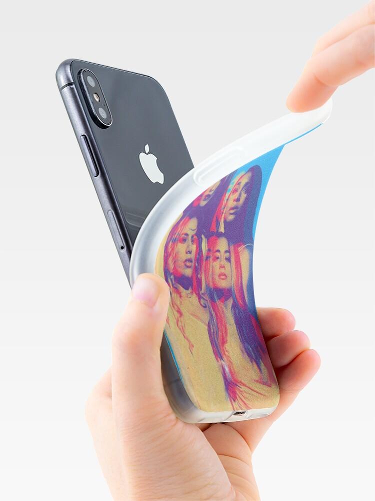 Alternative Ansicht von 5 Stunden bis 5 Stunden. iPhone-Hülle & Cover