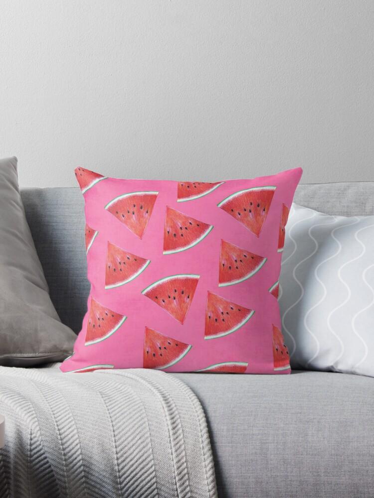 Summer Watermelon by Debi Hudson