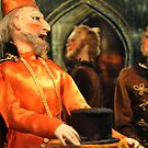 Orange Magician - House on the Rock by Christian Sheehy