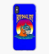 Vinilo o funda para iPhone Wise Old Fish