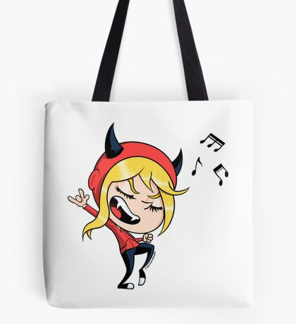 Rock Out with Dottie! Tote Bag