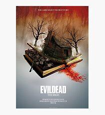 EVIL DEAD - CABIN Photographic Print