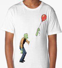 Sad Zombie  Long T-Shirt