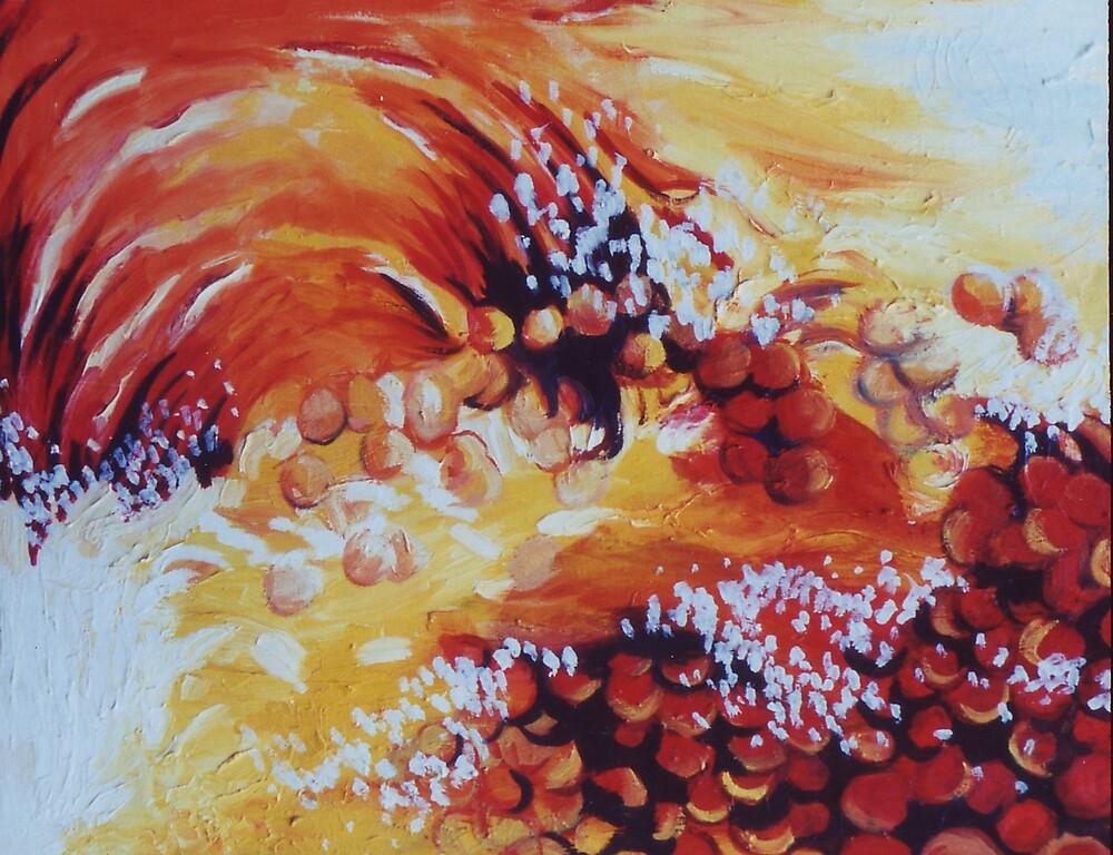 Sun bubbles by Jill Mattson