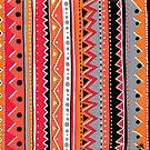 Tribal Geometry by karapeters