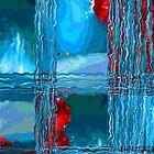 Drowning Glass Beads by jpryce
