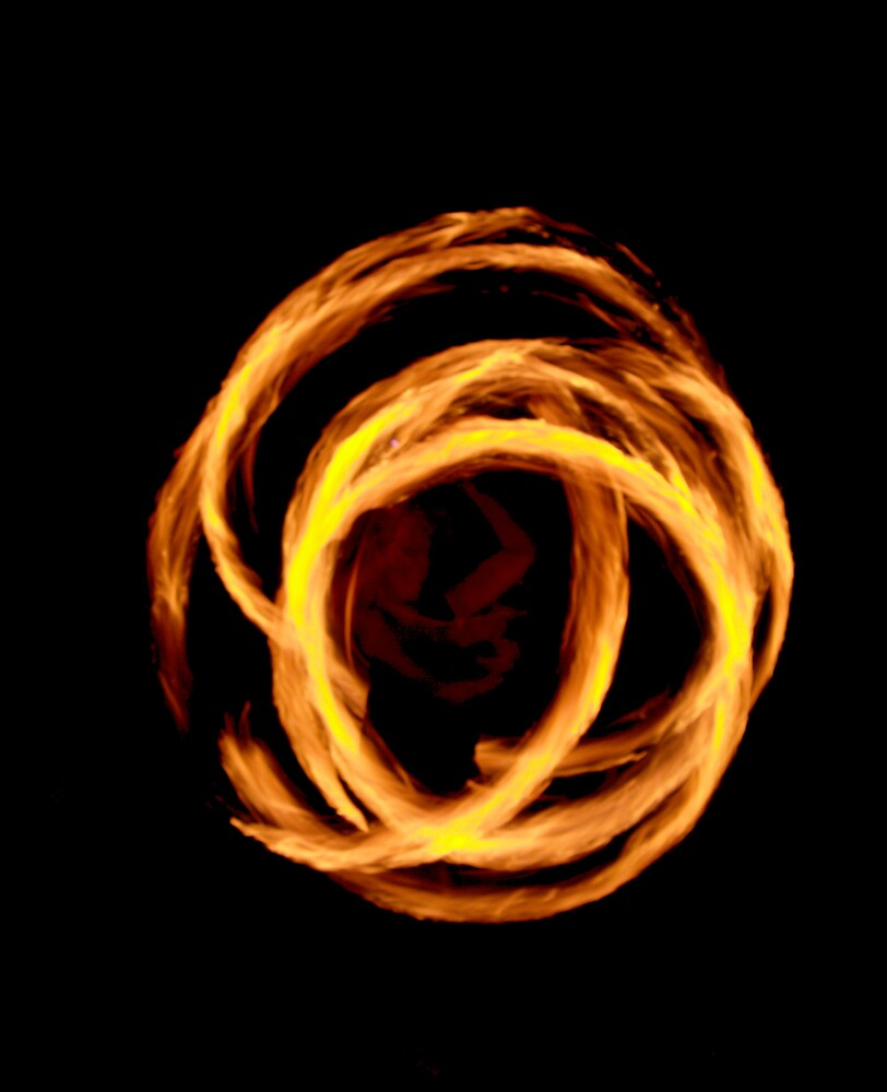 OCF Fire Poi 3 by RolandTumble