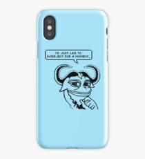 GNU/Linux iPhone Case/Skin