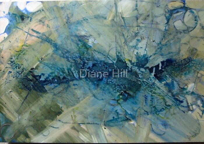 Heaven on Earth by Diane Hill
