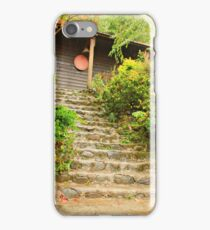 A Stairway to Fall iPhone Case/Skin