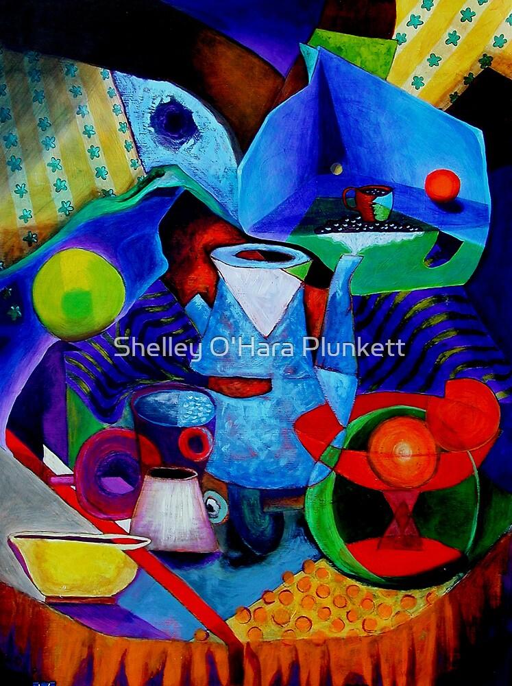 Coffee Table by Shelley O'Hara Plunkett