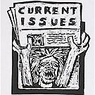 Current Issues Logo Design by daniel cautrell