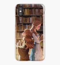 Book Babes iPhone Case/Skin