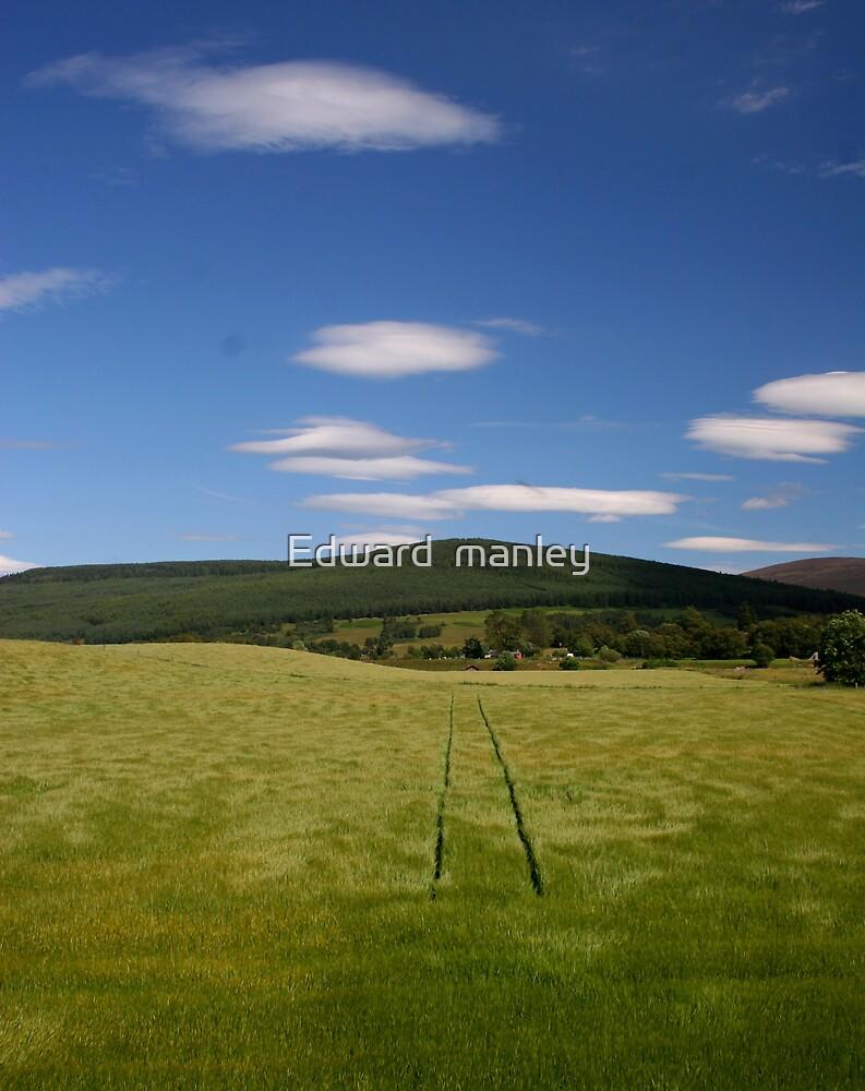 tracks by Edward  manley