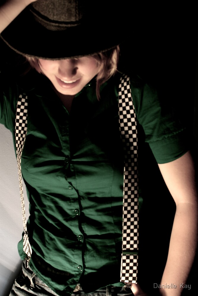 checkered by Danielle  Kay
