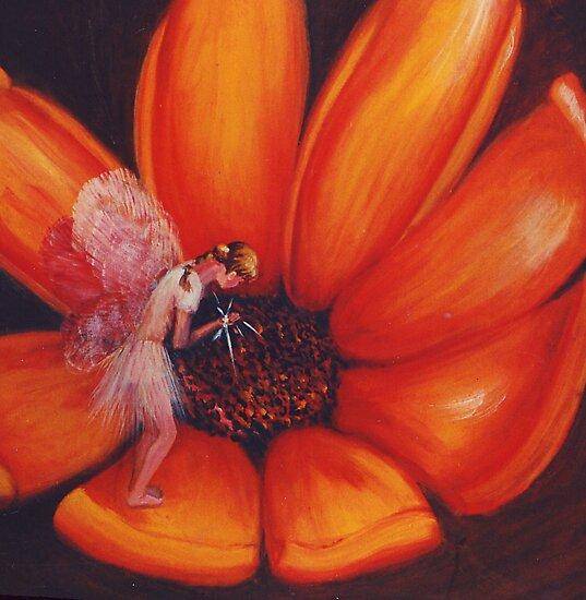 Flower Fairy by Jill Mattson