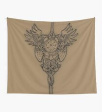 norse art - ODIN Wall Tapestry