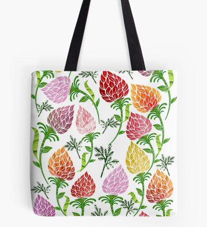 Floral pattern [528 Views] Tote Bag