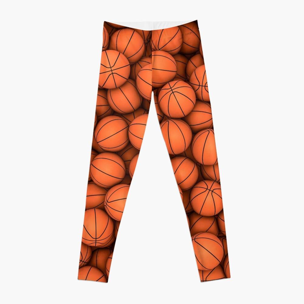 Basketballs Leggings