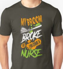 Nurse Halloween Costume T-Shirt