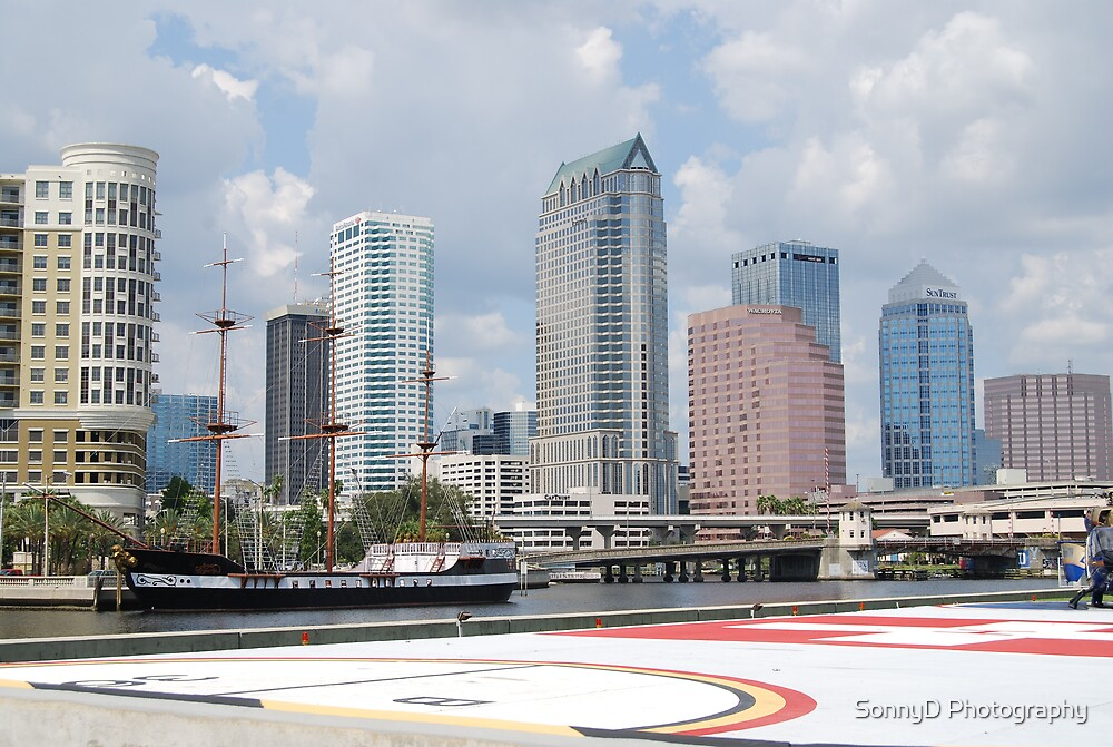 tampa ship by SonnyD Photography