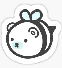 Bumblebear Polarbee Sticker