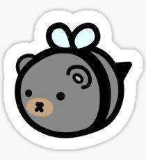 Bumblebear Blackbee Sticker