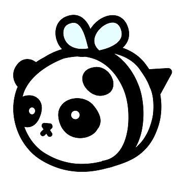 Bumblebear Pandabee by BountifulBean